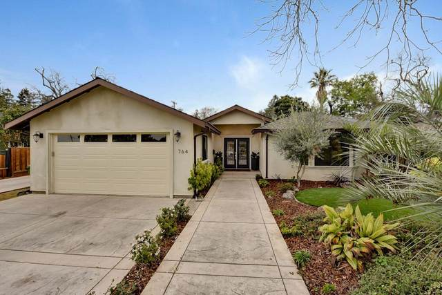 764 Almarida Dr, Campbell, CA 95008 (#ML81825694) :: The Sean Cooper Real Estate Group