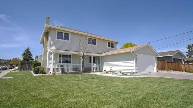 5577 Mcdonald Ave, Newark, CA 94560 (#ML81825702) :: Intero Real Estate