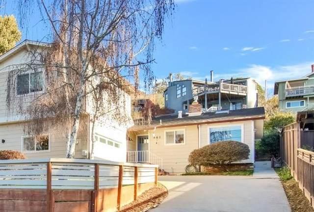 461 Monterey Dr, Aptos, CA 95003 (#ML81825820) :: Intero Real Estate