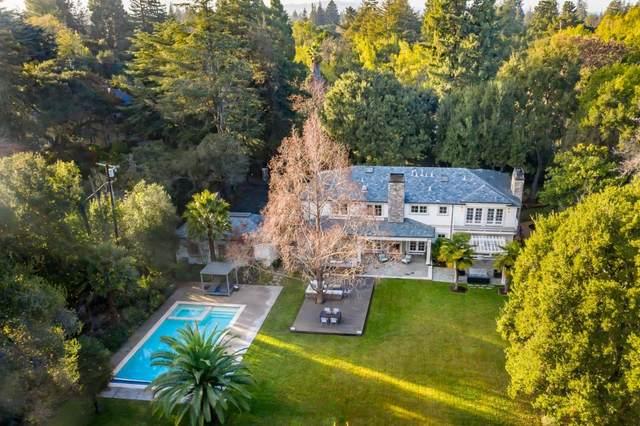 242 Oak Grove Ave, Atherton, CA 94027 (#ML81826411) :: Intero Real Estate