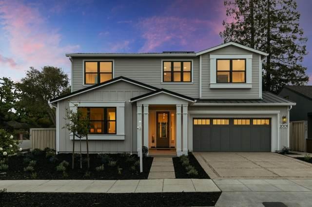 2001 Eucalyptus Ave, San Carlos, CA 94070 (#ML81831971) :: The Sean Cooper Real Estate Group