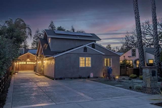 1073 Thornton Way, San Jose, CA 95128 (#ML81832596) :: The Realty Society