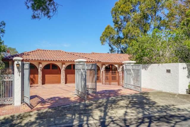 60 Lookout Rd, Hillsborough, CA 94010 (#ML81834027) :: Schneider Estates