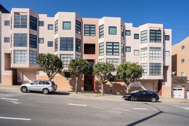 6620 Geary Blvd 8, San Francisco, CA 94121 (MLS #ML81835545) :: Compass