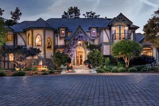 24316 Monterra Woods Rd, Monterey, CA 93940 (#ML81837148) :: Schneider Estates