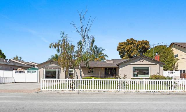 2205 Foxworthy Ave, San Jose, CA 95124 (#ML81838062) :: Intero Real Estate
