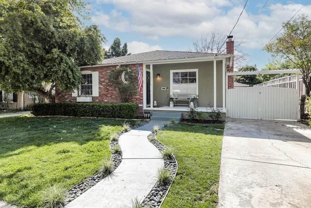 1072 Bennett Way, San Jose, CA 95125 (#ML81838872) :: Robert Balina | Synergize Realty