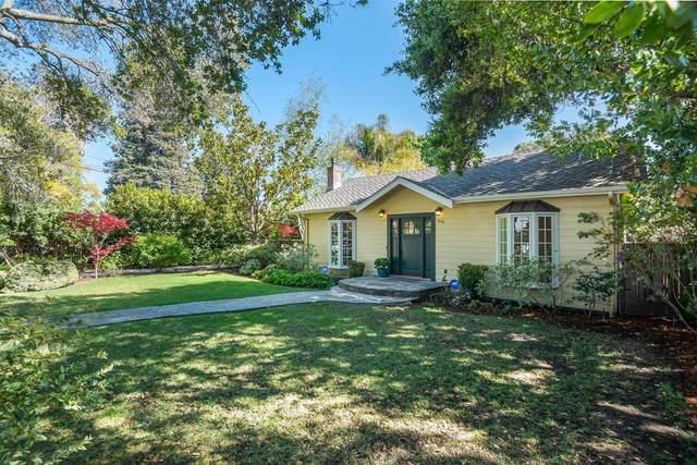 414 Oconnor St, Menlo Park, CA 94025 (#ML81839308) :: The Sean Cooper Real Estate Group