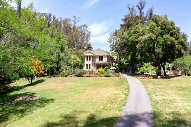 20 Granite Creek Rd, Santa Cruz, CA 95065 (#ML81841619) :: The Goss Real Estate Group, Keller Williams Bay Area Estates