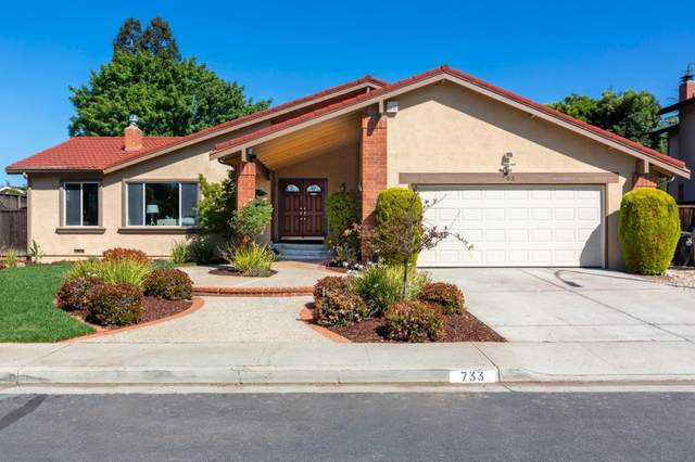 733 Millswood Ct, San Jose, CA 95120 (#ML81842563) :: Real Estate Experts