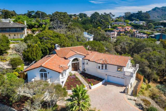 26345 Ladera Dr, Carmel, CA 93923 (#ML81842970) :: The Sean Cooper Real Estate Group