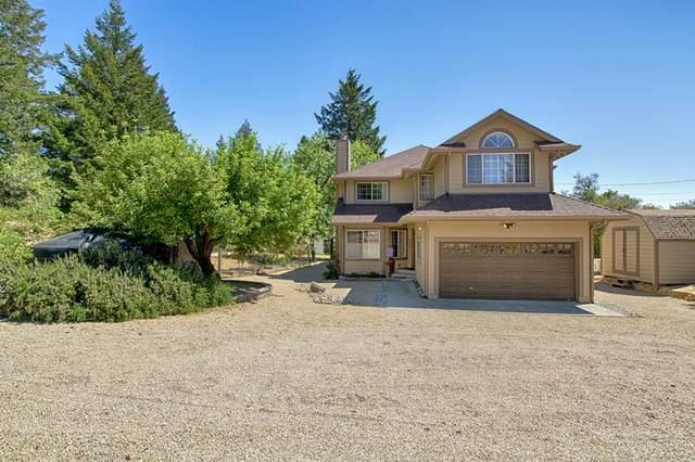 6015 Empire Grade, Santa Cruz, CA 95060 (#ML81843073) :: Real Estate Experts