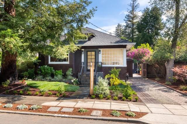 321 Fulton St, Palo Alto, CA 94301 (#ML81843317) :: The Kulda Real Estate Group
