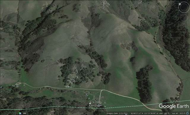 100 Old Stage Road, Salinas, CA 93908 (#ML81844229) :: Alex Brant