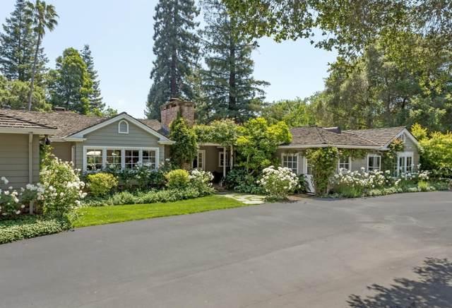 345 Stockbridge Ave, Atherton, CA 94027 (#ML81844303) :: RE/MAX Gold