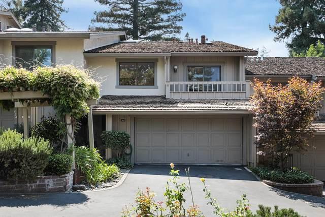 622 Sand Hill Cir, Menlo Park, CA 94025 (#ML81844404) :: Alex Brant