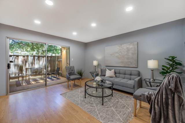 505 Cypress Point Dr 30, Mountain View, CA 94043 (#ML81845577) :: The Gilmartin Group