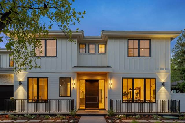 1150 Hobart St, Menlo Park, CA 94025 (#ML81845713) :: The Goss Real Estate Group, Keller Williams Bay Area Estates