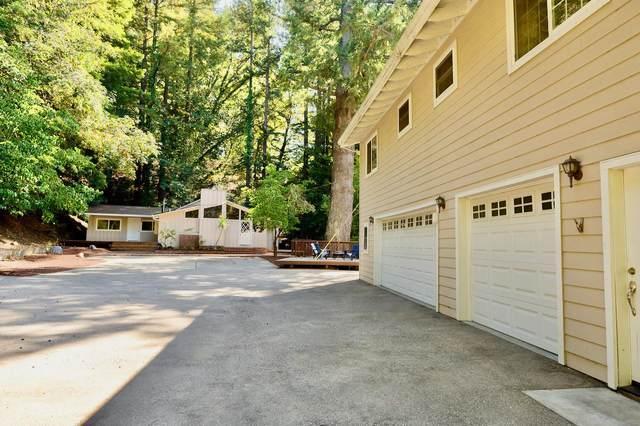 1753 Glenwood Dr, Scotts Valley, CA 95066 (#ML81845871) :: The Kulda Real Estate Group