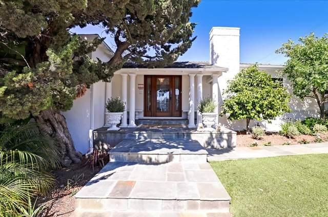 3595 Alameda De Las Pulgas, San Mateo, CA 94403 (#ML81847025) :: The Kulda Real Estate Group