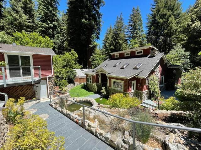 12310 Lorenzo Ave, Boulder Creek, CA 95006 (#ML81847087) :: Alex Brant