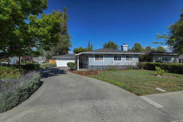 1360 Cameo Dr, Campbell, CA 95008 (#ML81848267) :: The Sean Cooper Real Estate Group
