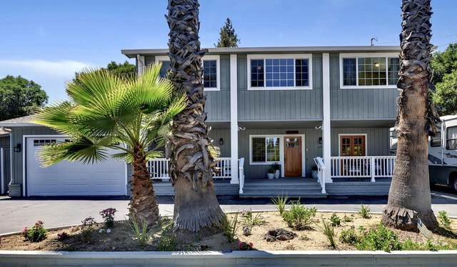 1238 Brookdale Ave, Mountain View, CA 94040 (#ML81848273) :: Robert Balina | Synergize Realty