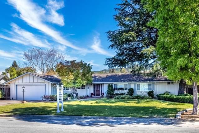1194 Chateau Dr, San Jose, CA 95120 (#ML81849195) :: Paymon Real Estate Group