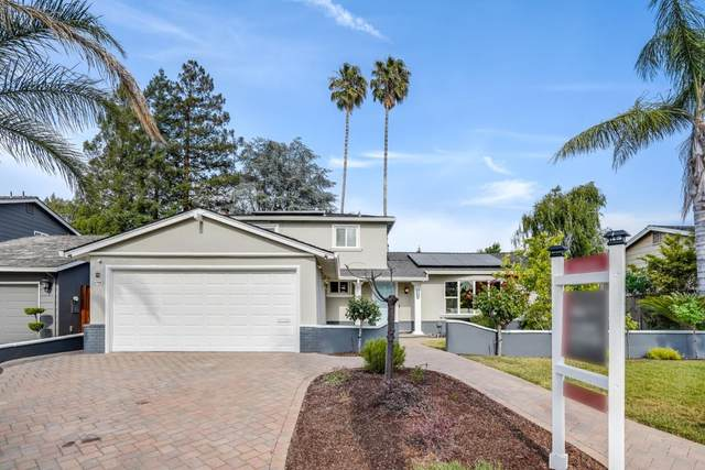 6708 Mount Pakron Dr, San Jose, CA 95120 (#ML81849270) :: The Realty Society