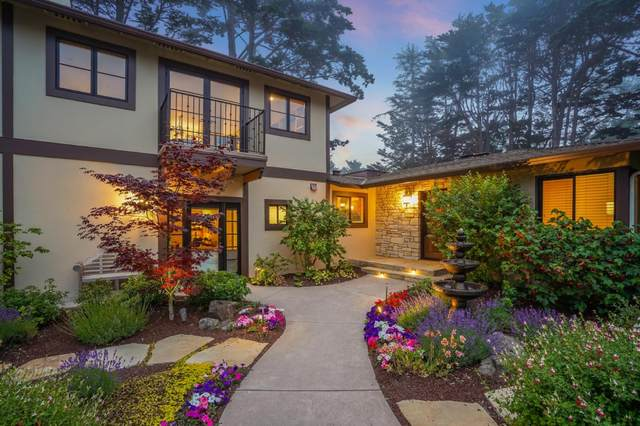 24603 Upper Trl, Carmel, CA 93923 (#ML81849879) :: The Goss Real Estate Group, Keller Williams Bay Area Estates
