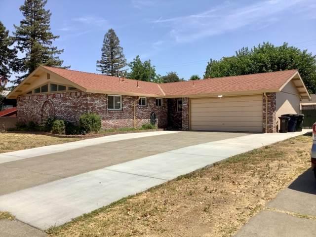 2629 El Segundo Dr, Rancho Cordova, CA 95670 (#ML81850192) :: The Gilmartin Group