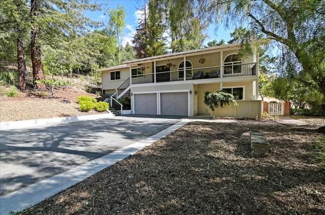 3106 Bandera Dr, Palo Alto, CA 94304 (#ML81850437) :: The Kulda Real Estate Group