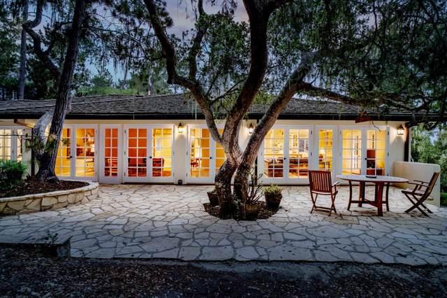 2971 Colton Rd, Pebble Beach, CA 93953 (#ML81851112) :: The Sean Cooper Real Estate Group