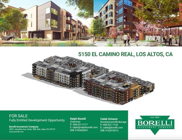 5150 El Camino Real, Los Altos, CA 94022 (#ML81851434) :: Real Estate Experts