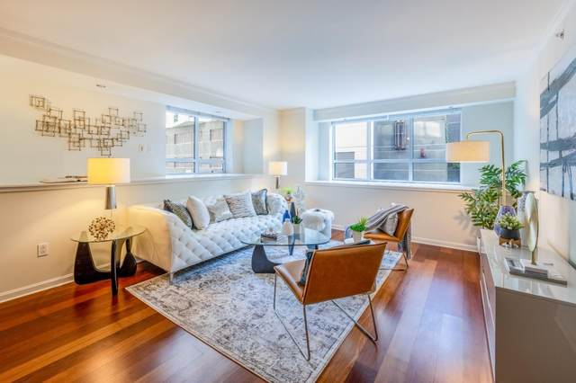 400 Beale St 506, San Francisco, CA 94105 (#ML81851756) :: The Sean Cooper Real Estate Group
