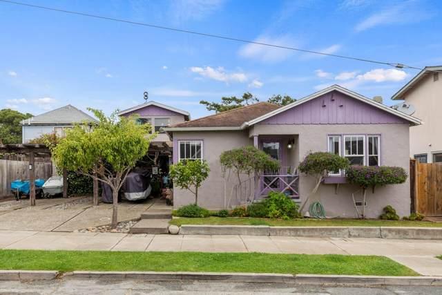 410 Grand Ave, Pacific Grove, CA 93950 (#ML81851772) :: Alex Brant