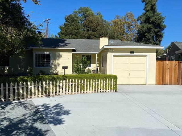 2327 Saint Francis Dr, Palo Alto, CA 94303 (#ML81853560) :: The Kulda Real Estate Group