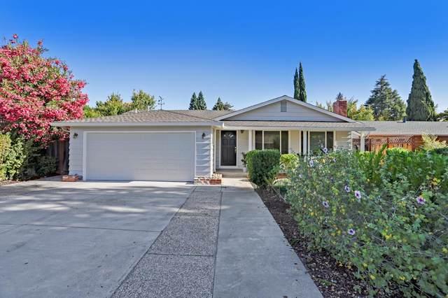 760 Leona Ln, Mountain View, CA 94040 (#ML81853716) :: The Kulda Real Estate Group