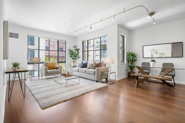 88 Townsend St 319, San Francisco, CA 94107 (#ML81855394) :: Real Estate Experts