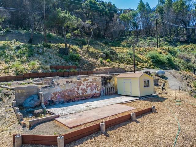 10851 Empire Grade, Santa Cruz, CA 95060 (#ML81856766) :: Alex Brant