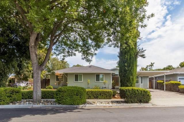 880 Mockingbird Ln, Sunnyvale, CA 94087 (#ML81856831) :: The Gilmartin Group