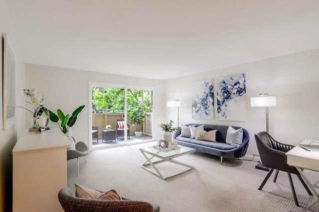 1033 Crestview Dr 208, Mountain View, CA 94040 (#ML81859524) :: Intero Real Estate