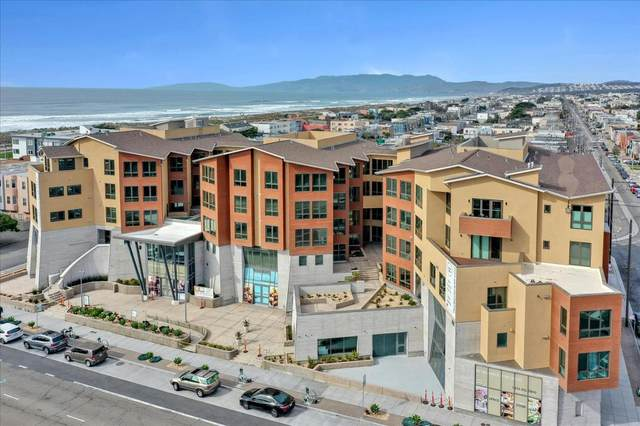 3535 Wawona St 515, San Francisco, CA 94116 (#ML81859760) :: The Sean Cooper Real Estate Group