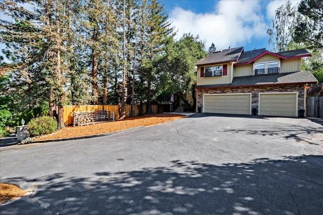 464 Lockewood Ln, Scotts Valley, CA 95066 (#ML81863033) :: The Sean Cooper Real Estate Group