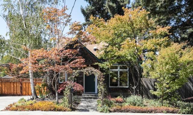 1031 Sevier Ave, Menlo Park, CA 94025 (#ML81863721) :: Schneider Estates