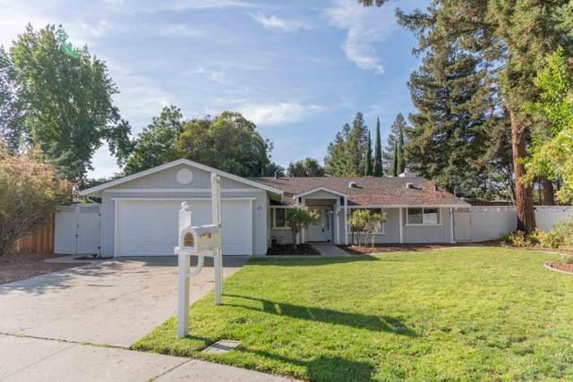 63 Saint Ramon Ct, Danville, CA 94526 (#ML81864156) :: The Kulda Real Estate Group