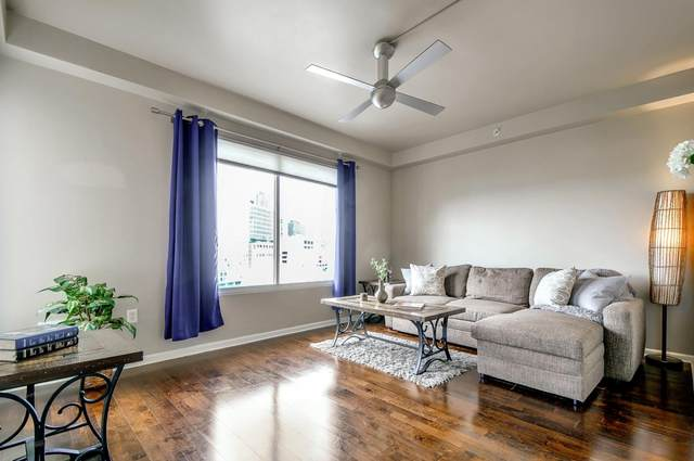 140 S Van Ness Ave 1021, San Francisco, CA 94103 (#ML81866205) :: The Sean Cooper Real Estate Group