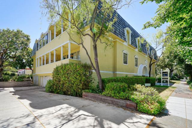 500 Fulton St 201, Palo Alto, CA 94301 (#ML81667102) :: Carrington Real Estate Services