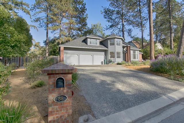 88 Tan Oak Dr, Scotts Valley, CA 95066 (#ML81680829) :: RE/MAX Real Estate Services