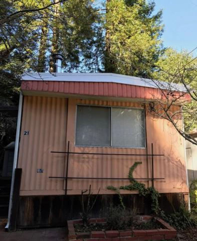 265 Brown Gables Rd 21, Ben Lomond, CA 95005 (#ML81689355) :: The Kulda Real Estate Group